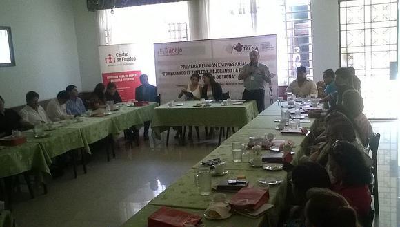 Tacna registra una tasa de desempleo de 3.2%