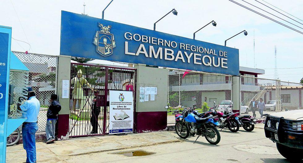 Fiscal pide 9 años de cárcel para exgerentes del gobierno regional por perjuicio en obra