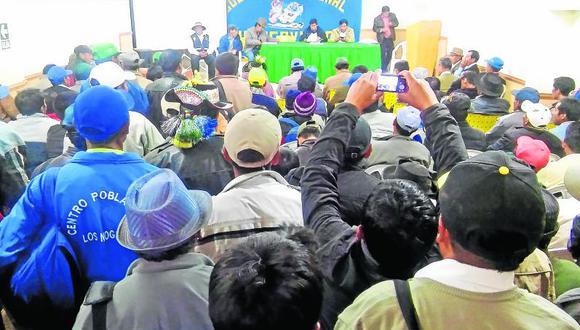 """Municipios de centros poblados pasan """"""""las de Caín"""""""" por falta de presupuesto"""