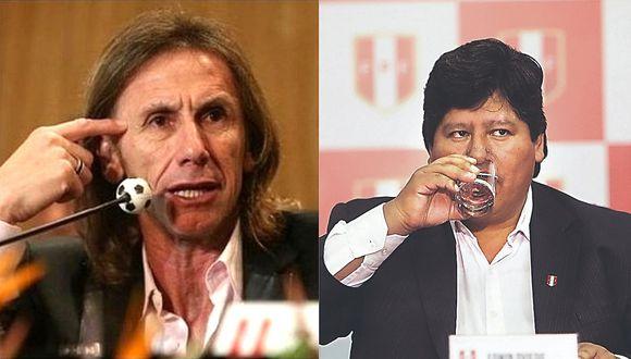¿Ricardo Gareca continuará en la selección peruana tras detención de Edwin Oviedo?