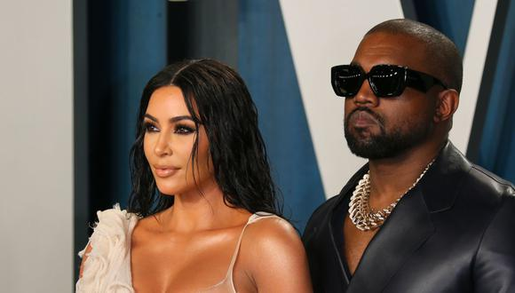 Kanye West fue fotografiado en Los Ángeles tras revelarse que se divorcia de Kim Kardashian. (Foto: Jean-Baptiste Lacroix / AFP)