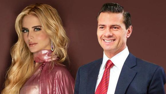 Expresidente de México habría gastado más de 13 mil dólares en una cena con su novia