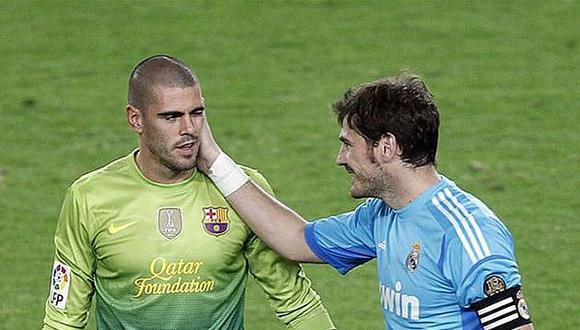 La emotiva carta de Víctor Váldez a su amigo y rival Iker Casillas