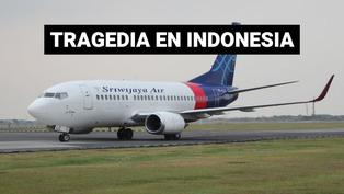 Indonesia: 62 personas mueren en accidente aéreo