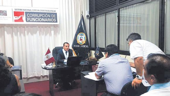 La Fiscalía Anticorrupción encontró responsabilidad por favorecer en la buena pro a un consorcio con la obra en un Instituto Tecnológico.