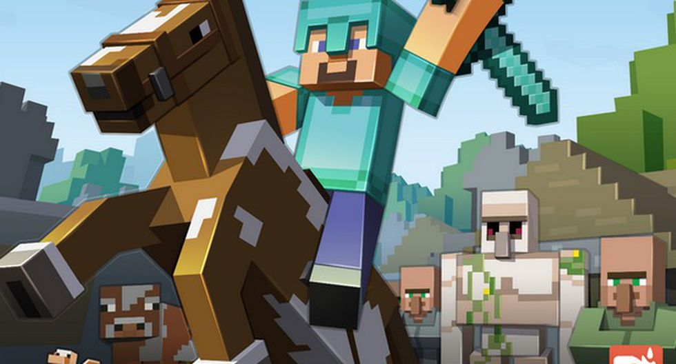 """Warner Bros haría película sobre el popular videojuego """"Minecraft"""""""