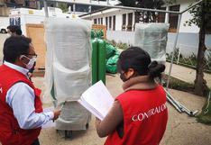 Contraloría halla observaciones en obra de planta de oxígeno
