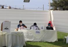 Ica: Más de 146 mil iqueños no votaron el pasado 11 de abril