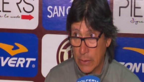 """Ángel Comizzo: """"Justo ahora ponen a Aldo Corzo en la selección"""" (VIDEO)"""