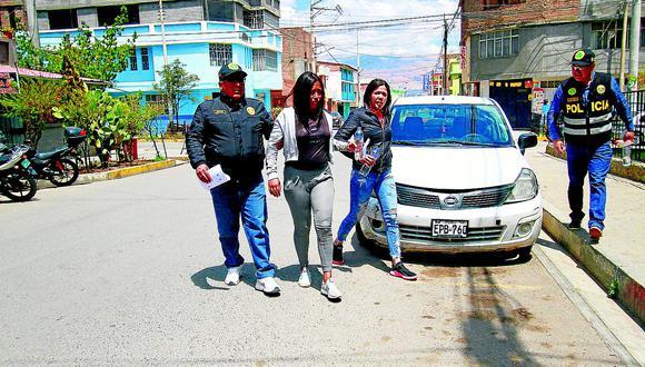 "Caen banda ""Los Chuquis"" que arrastraron a mujeres para robarles carteras"