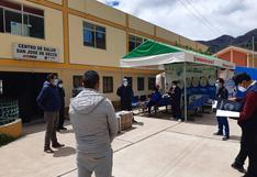 Brecha de médicos y enfermeros en establecimientos de salud de la provincia de Huanta