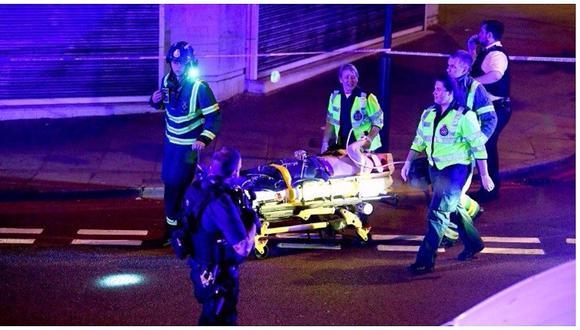 Londres: un muerto y 10 heridos tras atropello masivo cerca de mezquita [VIDEO]