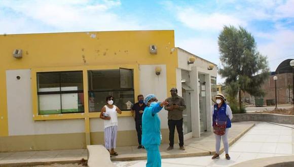 Ica: regidores de La Tinguiña aprueban la compra de una planta de oxígeno.