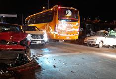 Bombera fallece en accidente de tránsito en Cusco