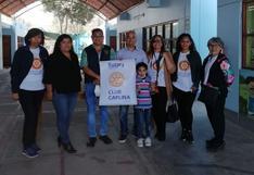 Rotary Club Caplina visita el Centro de Educación Básica Especial Rosa Gattorno