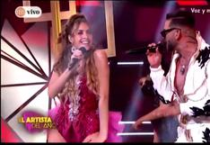 """Mira la presentación de Milett Figueroa y Diego Val en El Artista del Año interpretando """"Desde esa noche"""" (VIDEO)"""