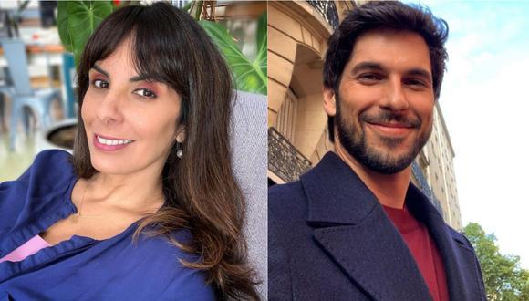 Carla García negó haber tenido una relación sentimental con el actor Jason Day.   Foto: Instagram.