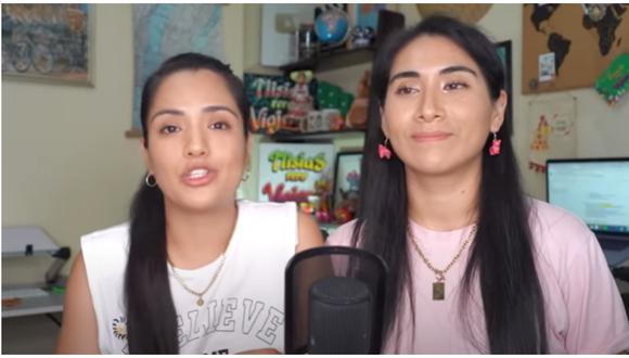 Fátima Sotomayor Aguilar y Daniela Cabrera Serrato, creadoras del canal de YouTube 'Misias pero viajeras', se pronunciaron tras la polémica que generaron por un reciente video