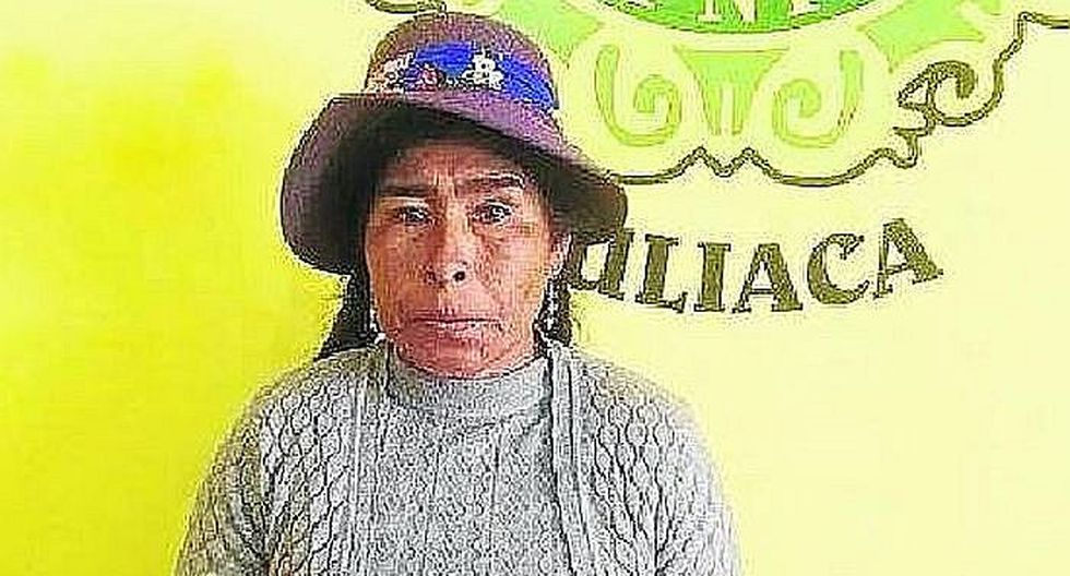 Juliaca: capturan a mujer que tenía 14 requisitorias por tráfico de drogas