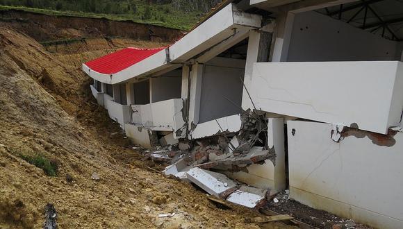 Contraloría suma 48 obras paralizadas en la región Huancavelica