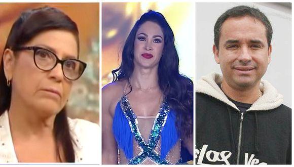 Roberto Martínez arremete contra la madre de Melissa Loza en pleno programa (VIDEO)