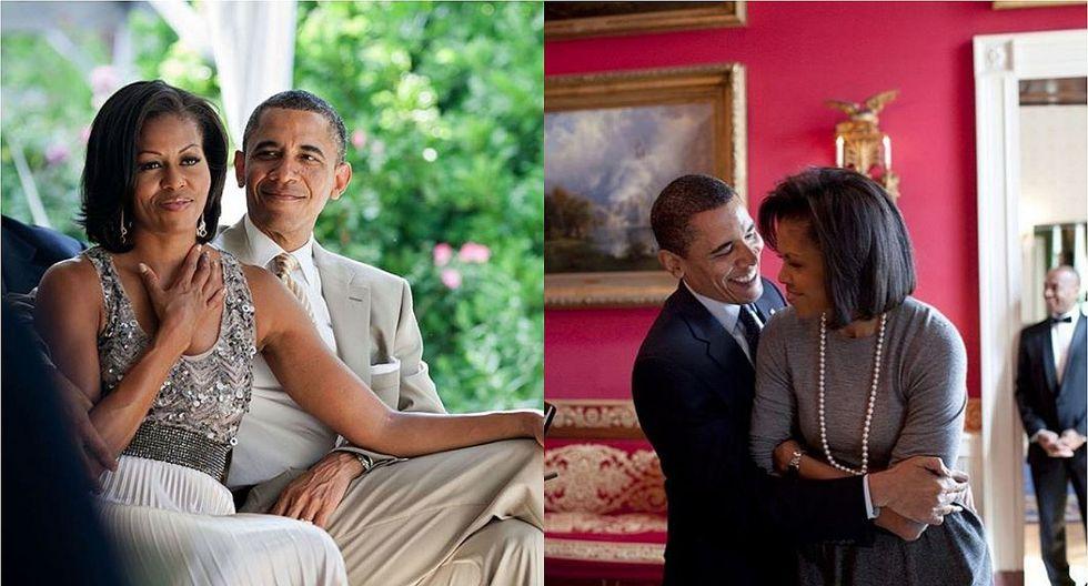 El cariñoso mensaje de Barack Obama a su esposa Michelle por su cumpleaños