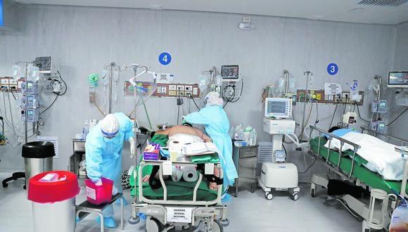 Tan solo en el mes de abril la Sala Situacional COVID-19 ha registrado 920 decesos por esta mortal enfermedad. Conoce los detalles de las alarmantes cifras en Áncash (Foto: Archivo GEC)