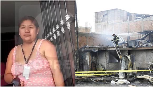 """Dueña de casa afectada por explosión en VES: """"Siempre hay accidentes en esa pista pero autoridades no nos hacen caso"""""""