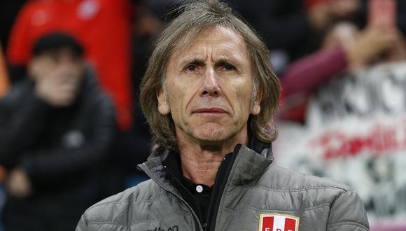Ricardo Gareca es entrenador de la Selección Peruana desde el 2015. (Foto: AP)