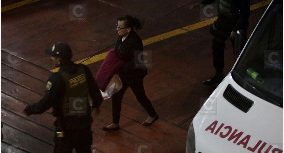 Madre y hermana de Gerald Oropeza serán trasladadas al establecimiento penitenciario Anexo de Mujeres de Chorrillos