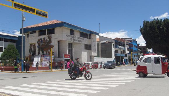 Insisten en vacar a dos regidores de la Municipalidad de San Román