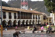 Ladrón de celulares ataca en Plaza de Armas y es arrestado rápido