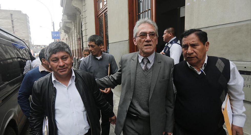Caso Perseo: Sala  extiende alegatos de abogado Alfredo Crespo