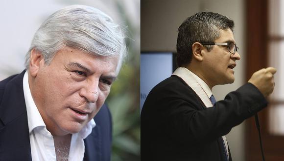 "Fernando Olivera sobre Alan García: ""Pérez está legitimado para solicitar detención preventiva"""