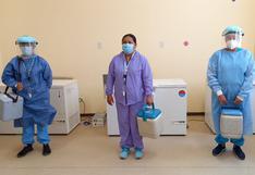 Ica: Más de 9 mil adultos mayores se vacunarán contra la COVID- 19 en Parcona y La Tinguiña