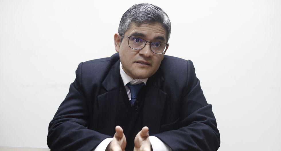 Fiscal Pérez: Julio Guzmán negó denuncia en el 2016 sobre cobros del JNE