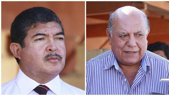 Gobernador Omar Jimenez desconfía del alcalde Torres