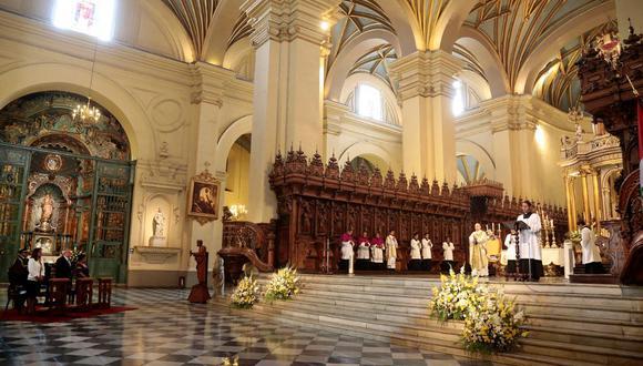 Los precios de las misas varían de acuerdo al distrito en donde se realice.