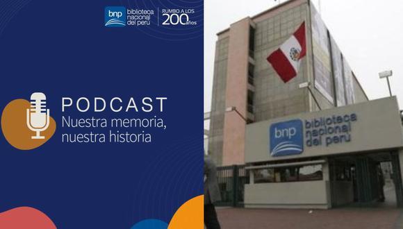 """BNP presenta una nueva edición de su podcast """"Nuestra Memoria, Nuestra Historia"""". (Foto: Difusión)"""