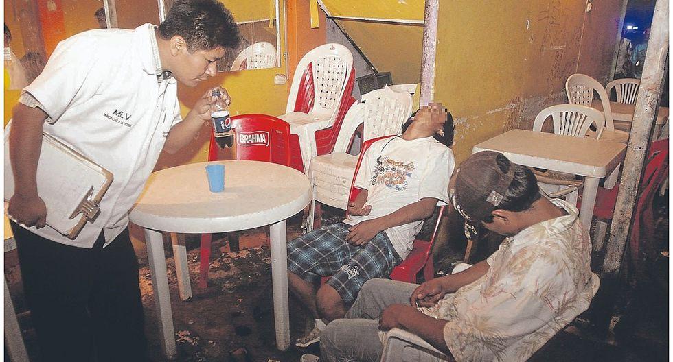 Más de 100 bares ilegales funcionan en Jose Leonardo Ortiz
