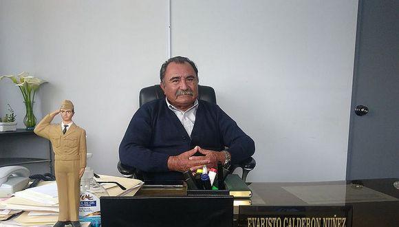 Alcalde de Sachaca no dará autorización para que se instale redes de drenaje