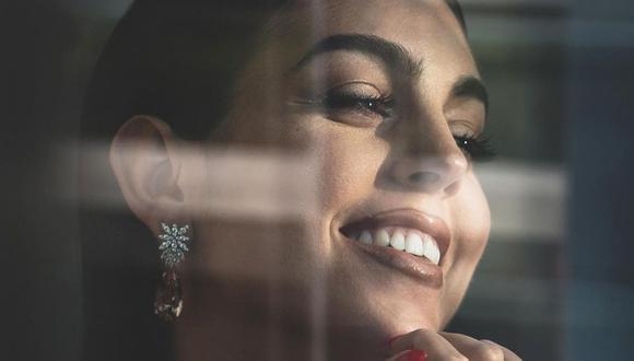 La modelo Georgina Rodríguez, pareja de Cristiano Ronaldo, tendrá su reality en Netflix. (Foto: Netflix España)