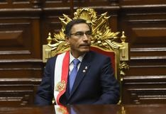 Frente Amplio presentará moción de vacancia presidencial contra Martín Vizcarra
