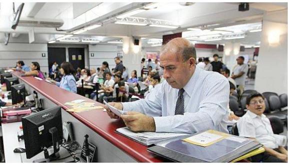Debate por PL para recuperar deuda de aportes a trabajadores se iniciará desde el 15 de setiembre