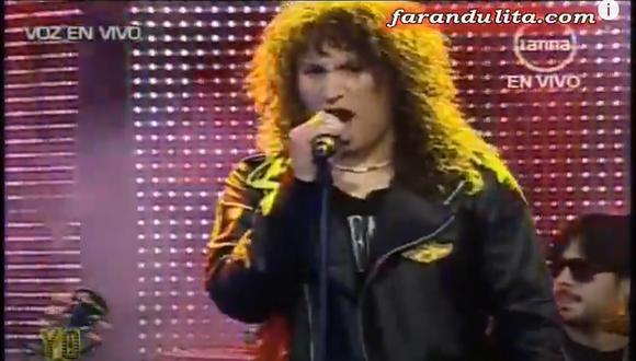 Yo Soy: Imitador de Bon Jovi necesita balón de oxígeno para seguir luchando por su vida
