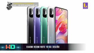 Conoce el diseño del nuevo Xiaomi Red Note 10 5G