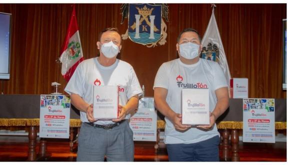 Alcalde de Trujillo, José Ruiz, señaló que actividad se realizará los días 26 y 27 de marzo. Además, se habilitará una carpa en la plaza de armas.