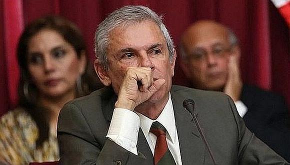 Luis Castañeda Lossio pidió licencia temporal a Solidaridad Nacional