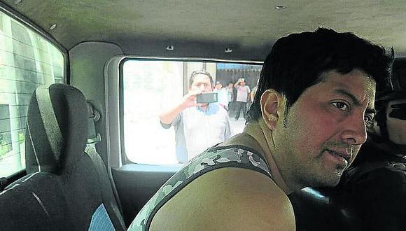"""Cabecilla de """"Los sanguinarios de Ica"""" a 14 años de prisión"""