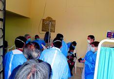 65 personas esperan saber si tienen o no el coronavirus en Junín